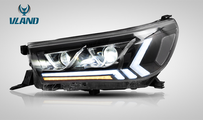 FOR TOYOTA HILUX 2015-UP HEAD LAMP